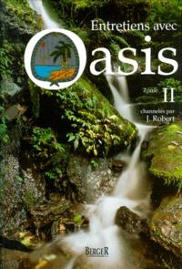 Deedr.fr ENTRETIENS AVEC OASIS. - Tome 2 Image