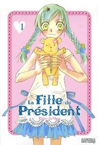Ju-Yeon Rhim - La Fille du Président Tome 1 : .