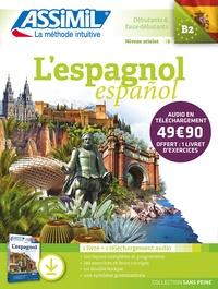 Histoiresdenlire.be L'espagnol B2 Pack téléchargement - Avec 1 livre, 1 livret et 1 téléchargement audio Image