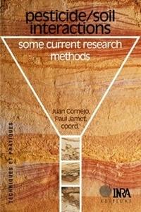 PESTICIDES / SOIL INTERACTION - Juan Cornejo |