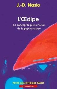 Juan David Nasio - L'Oedipe - Le concept le plus crucial de la psychanalyse.