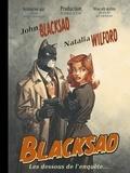Juan Díaz Canales et Juanjo Guarnido - Blacksad  : Les dessous de l'enquête....