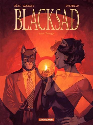 Blacksad Tome 3 Ame rouge