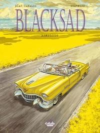 Juan Diaz Canales et  Juanjo Guarnido - Blacksad - Volume 5 - Amarillo.