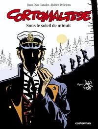 Juan Díaz Canales - Corto Maltese en couleur Tome 13 : Sous le soleil de minuit.