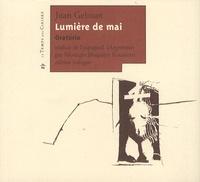 Juan Gelman - Lumière de mai - Oratorio, édition bilingue français-espagnol.