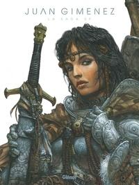 Juan Giménez et Ricardo Barreiro - La saga SF - L'étoile noire ; Gangrène ; Mutante ; Titania.