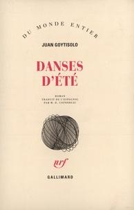 Juan Goytisolo - Danses d'été (quatre tentatives d'interprétation d'une...).
