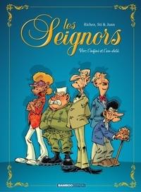 Juan et  Sti - Les seignors - Tome 1.