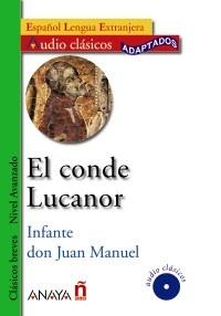 Juan Manuel - El conde Lucanor. 1 CD audio