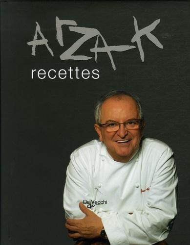 Juan-Mari Arzak - Arzak - Recettes.