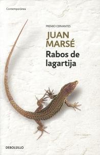 Juan Marsé - Rabos de lagartija.