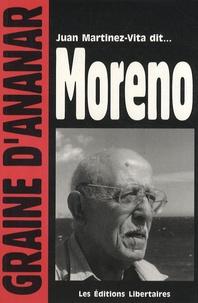 Juan Martinez-Vita - Juan Martinez-Vita dit Moreno.