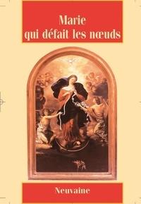 Marie qui défait les noeuds - Juan-Ramón Celeiro |