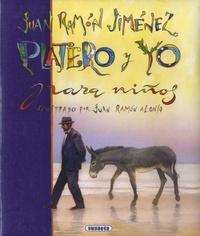 Juan Ramón Jiménez - Juan Ramón Jiménez, Platero y yo para niños.