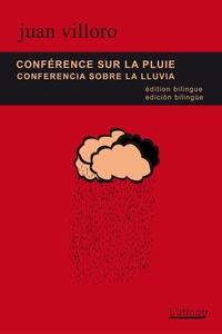 Juan Villoro - Conférence sur la pluie.