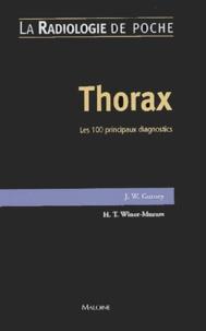 Jud-W Gurney - Thorax - Les 100 principaux diagnostics.