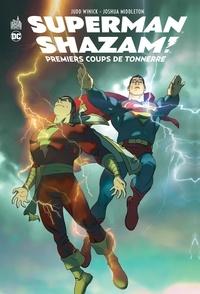 Corridashivernales.be Superman/Shazam - Premiers coups de tonnerre Image