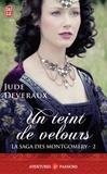 Jude Deveraux - La saga des Montgomery Tome 2 : Un teint de velours.