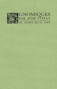 Jude Stéfan - .