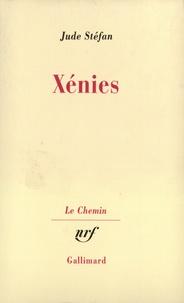 Jude Stéfan - Xenies.