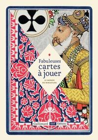 Jude Talbot - Fabuleuses cartes à jouer - Le monde en miniature.