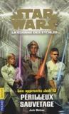 Jude Watson - Star Wars, Les apprentis Jedi Tome 13 : Périlleux sauvetage.