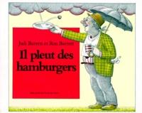 Judi Barrett - Il pleut des hamburgers.