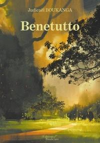 Judicaël Boukanga - Benetutto.