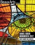 Judicaël Lavrador et Bernard Marcadé - Daniel Buren Monumenta 2012 - Visité guidée par l'artiste.