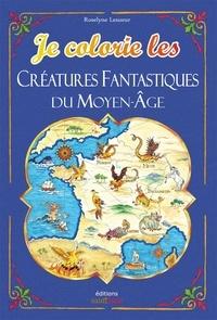 Je colorie les créatures fantastiques du moyen-âge.pdf