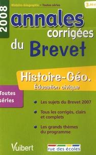 Histoire-Géo Education civique - Annales corrigées du Brevet.pdf