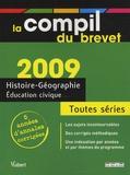 Judith Bertrand et Guillaume Dumont - Histoire-Géographie, Education civique, Toutes séries.