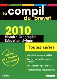 Judith Bertrand et Guillaume Dumont - Histoire-Géographie, Education civique, Toutes séries - Annales corrigées.