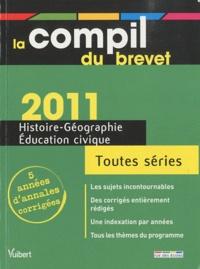 Histoire-géographie-éducation civique Toutes séries - Judith Bertrand |