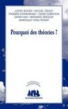 Judith Butler et Michel Deguy - Pourquoi des théories ?.