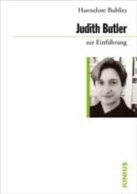 Judith Butler zur Einführung.