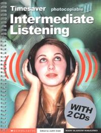 Judith Greet - Timesaver Intermediate Listening. 2 CD audio