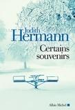 Judith Hermann - Certains souvenirs.