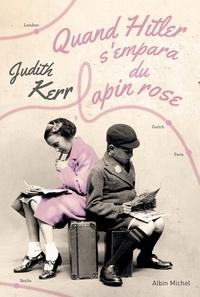 Judith Kerr - Quand Hitler s'empara du lapin rose.