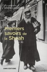Judith Lindenberg - Premiers savoirs de la Shoah.