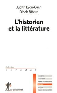 Histoiresdenlire.be L'historien et la littérature Image