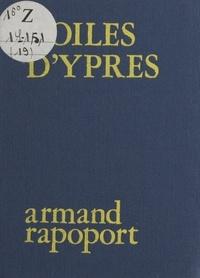 Judith Rapoport - Toile d'Ypres.