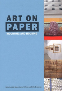Histoiresdenlire.be Art on Paper - Mounting and Housing Image
