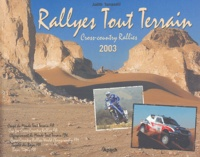 Judith Tomaselli - Rallyes tout terrain : Cross-country Rallies 2003.