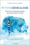 Judith Van den Bogaert et Eduard Van den Bogaert - Psychogénéalogie - Manuel d'autodécryptage de votre arbre-minute.