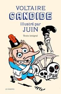 Juin - Candide illustré par Juin.