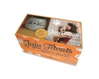 Juju Fitcats - Coffret Juju Fitcats - Boissons et mug cakes healthy et gourmands. Avec 1 mug chat.