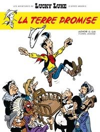 Jul et  Achdé - Les Aventures de Lucky Luke d'après Morris Tome 7 : La terre promise.