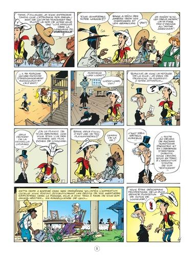 Les Aventures de Lucky Luke d'après Morris Tome 9 Un cow-boy dans le coton